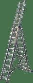 Alumexx 3-delige Reformladder 3 x 10