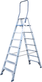 ASC Double Ladder 8 steps