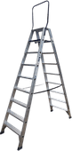 ASC Double Ladder 9 Steps