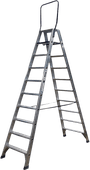 ASC Double Ladder 10 steps