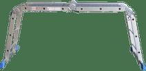 Alumexx Folding Ladder 12-step