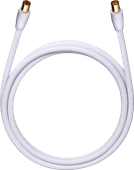 Oehlbach Easy Connect Antenna HD 2 meter White