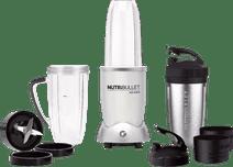NutriBullet 1200 series Silver 12-piece