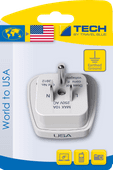 Travel Blue World Adapter - USA