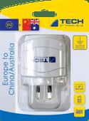 Travel Blue Europe Adapter - China / Australia