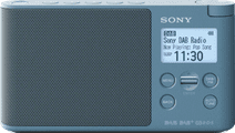Sony XDR-S41DL Blue