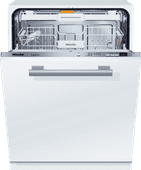 Miele G 4980 SC Vi / Inbouw / Volledig geintegreerd / Nishoogte 80,5 - 87 cm