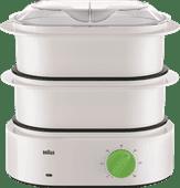 Braun FS3000WH Steam Cooker