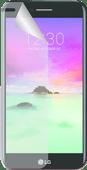 Azuri LG K10 (2017) Screenprotector Plastic Duo Pack