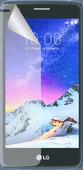 Azuri LG K8 (2017) Screenprotector Plastic Duo Pack
