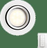 Philips Hue Milliskin Round White Including Dimmer Switch
