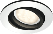 Philips Hue Milliskin inbouwspot White Ambiance Aluminium - rond