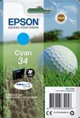 Epson 34 Cartridge Cyan