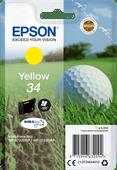 Epson 34 Cartridge Yellow