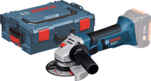 Bosch GWS 18-125 V-LI (without battery)