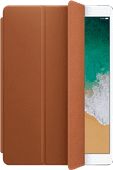 Apple Leather Smart Cover iPad Air (2019) and iPad 2019 Saddle Brown