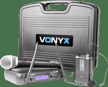 Vonyx WM73C (set met hand- en headset microfoon)
