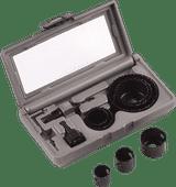 Bosch Hole saw set 11-piece 22/25/29/35/38/44/51/68 x 23 mm