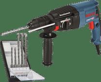 Bosch GBH 2-26 F + SDS-plus drill set