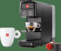 Illy Y3 Espresso & Coffee Black
