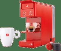 Illy Y3 Espresso & Coffee Red