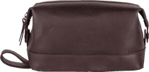 Burkely Vintage Riley Toiletry bag - Bruin