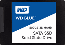 WD Blue 3D NAND 2.5 inches 500GB