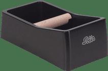 Solis Coffee Uitklopbak Zwart