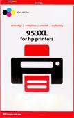 Pixeljet 953XL Multi-Pack for HP Printers (PM-H953)