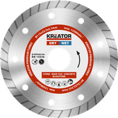Kreator Diamantschijf Premium Turbo 115 mm