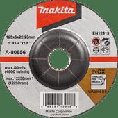 Makita A-80656 Deburring disc 125 mm
