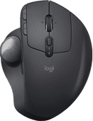 Logitech MX Ergo Wireless Mouse Black