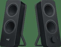 Logitech Z207 Bluetooth PC Speaker - Black