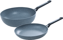 BK Granite Frying Pan and Wok 28cm