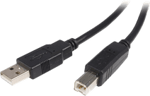StarTech USB 2.0 A to B cable 1.8 meters