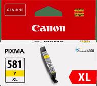 Canon CLI-581XL Cartridge Yellow