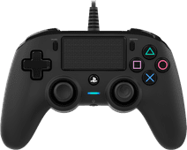 Nacon PS4 Official Wired Controller Black