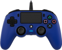 Nacon PS4 Official Wired Controller Blue