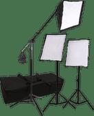 StudioKing Daylight Set SB03 3x135W