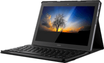 Just in Case Lenovo Tab 4 10 Plus Keyboard Cover Zwart