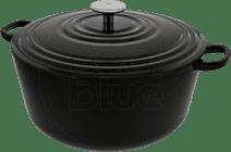 BK Bourgogne Dutch oven 28cm Jet Black