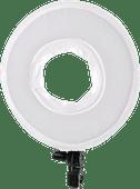 Falcon Eyes Bi-Color LED Ring lamp DVR-300DVC