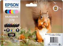 Epson 378 Cartridges Combo Pack