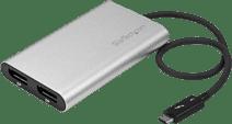 Startech Thunderbolt 3 naar DisplayPort docking station