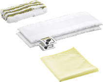 Kärcher Microfiber Bathroom Set EasyFix