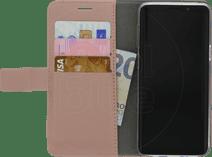 Azuri Wallet Magnetic Samsung Galaxy S9 Book Case Pink