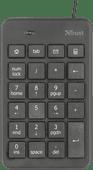 Trust Xalas Usb Numeriek Keypad