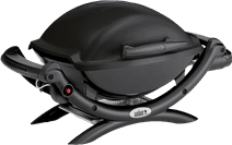 Weber Q1000 Zwart