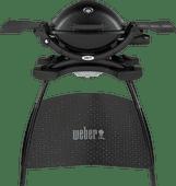 Weber Q1200 met Onderstel Zwart NL