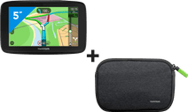 TomTom Via 53 Europe + Case